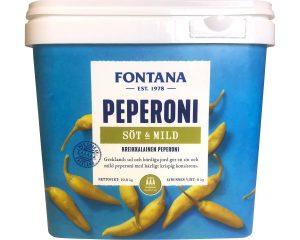 Fontana Grekisk Peperoni AAA