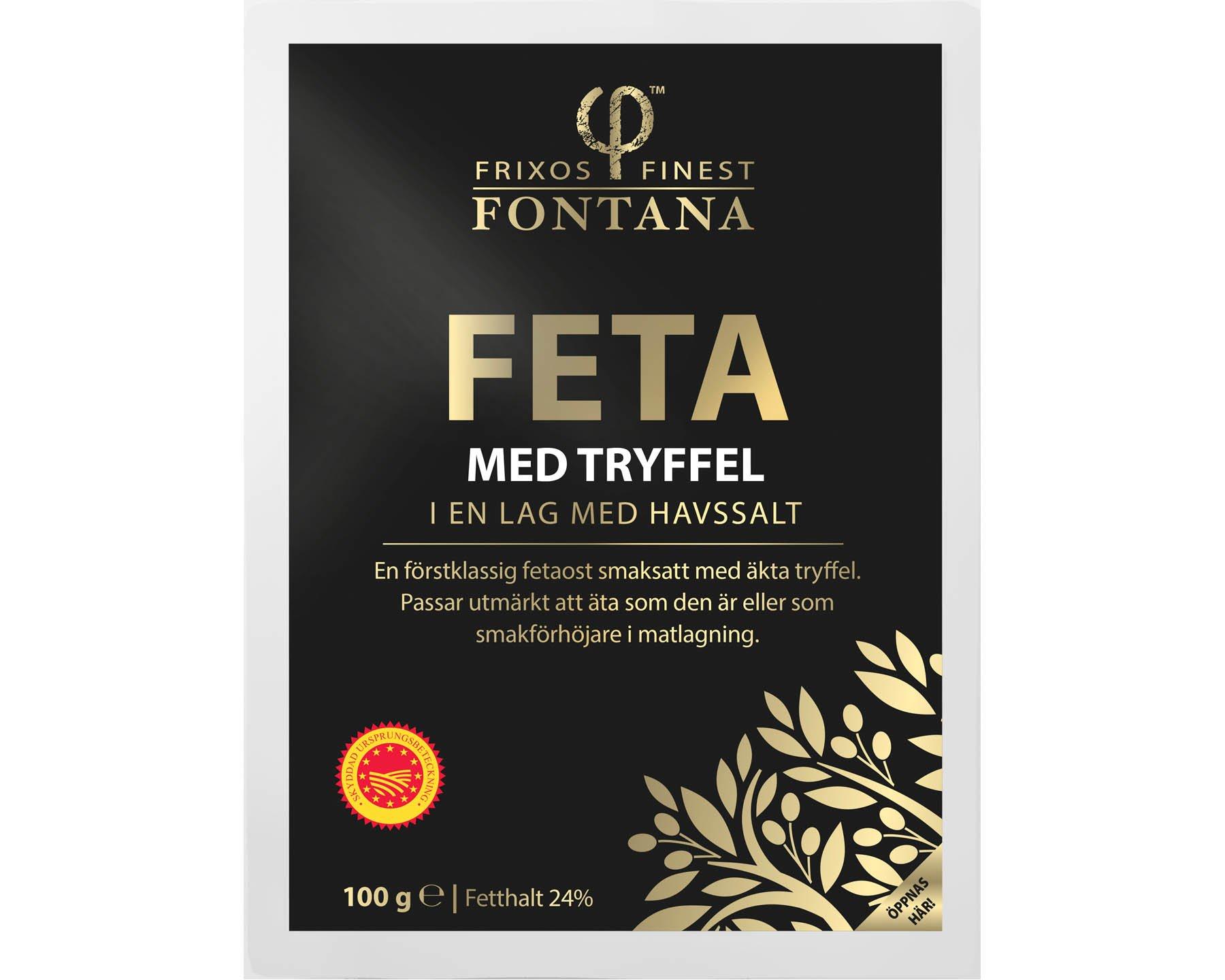 Fontana Frixos Finest Feta med Tryffel