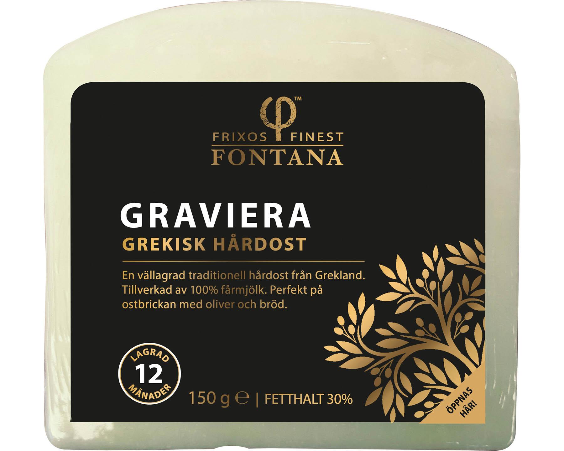 Fontana Frixos Finest Graviera