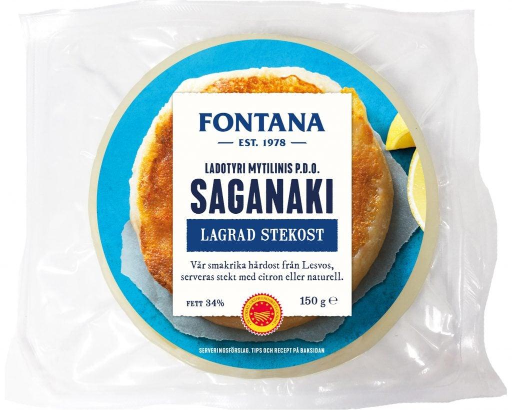 Fontana Foodservice Saganakiost