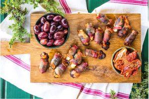 Bacondadlar Med Graviera Recept