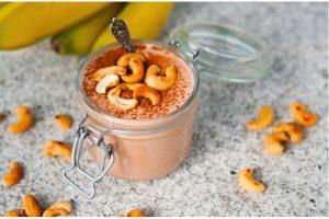 Banan Och Choklad Smoothie Recept
