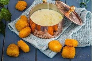 Bearnaisedipp Med Grekisk Yoghurt Recept