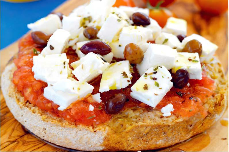 Dakos – Grekiska Skorpor Med Tomat Och Feta Recept