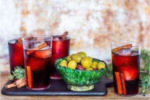 Granatäpple Och Kaneldrink Med Calvados Recept