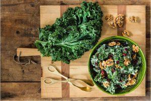 Krämig Grönkålssallad Recept