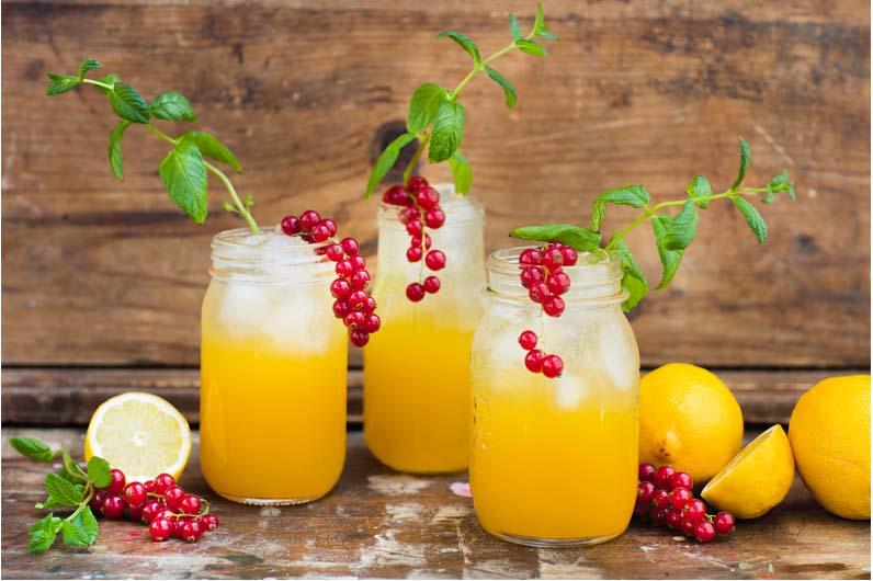 Läskande Fruktbål Recept