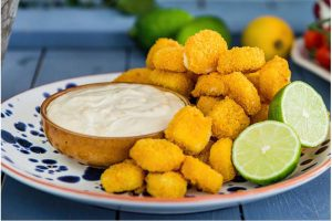 Lime Och Sesamdipp Recept