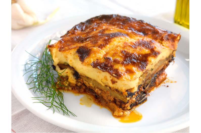 Moussaka Vegetarisk Recept