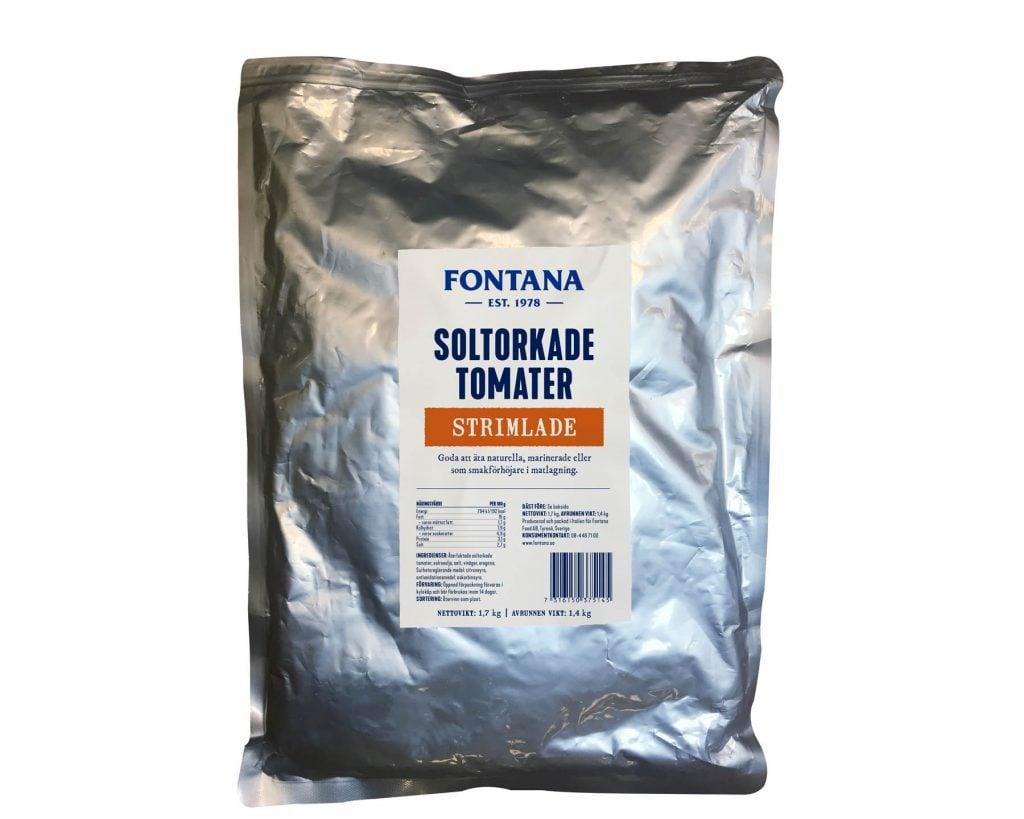 77624 Fontana Soltorkade Tomater Strimlade