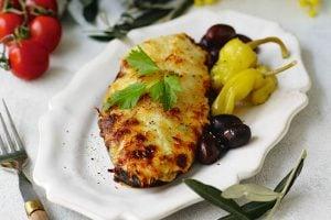 Fyllda auberginer recept