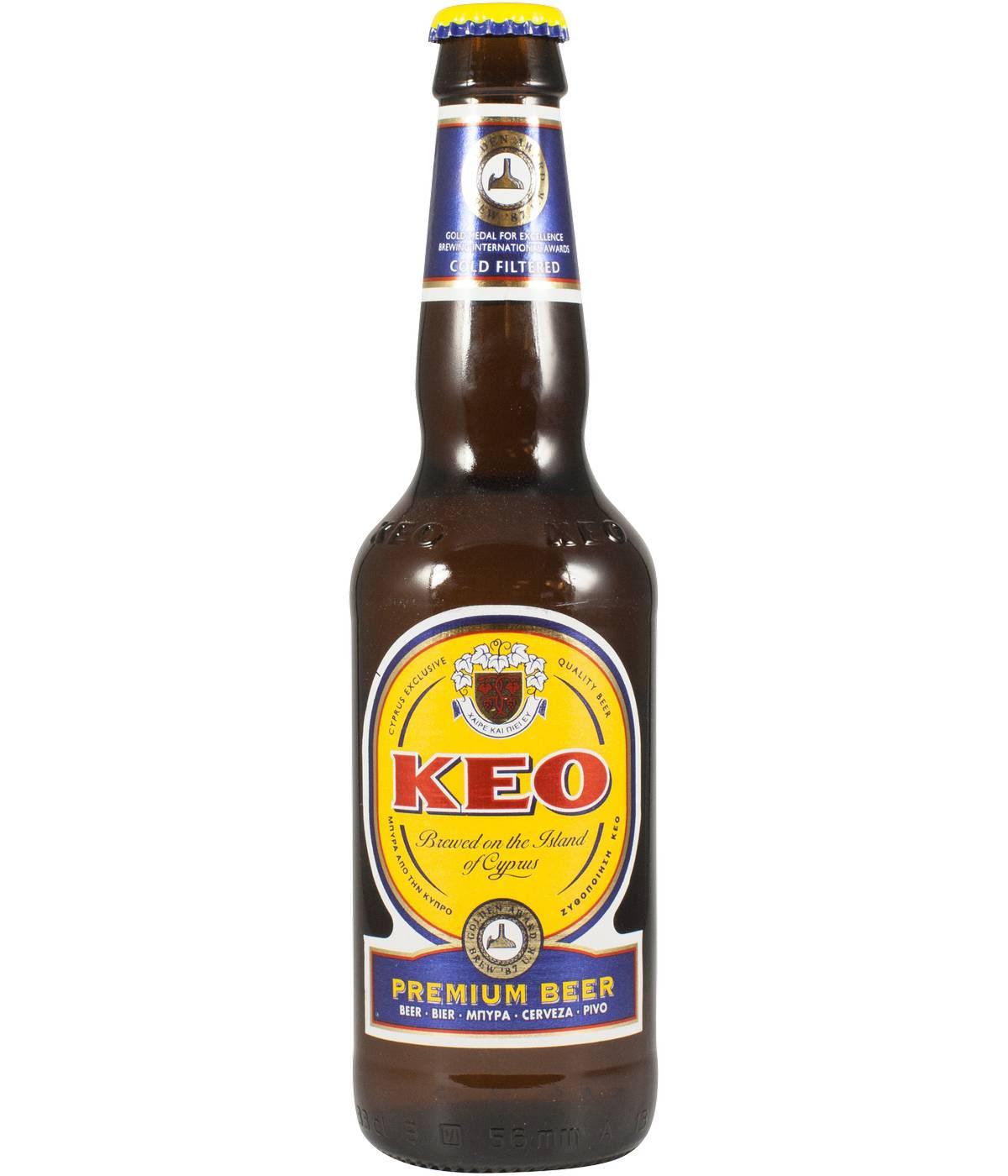 Keo Öl 330 ml