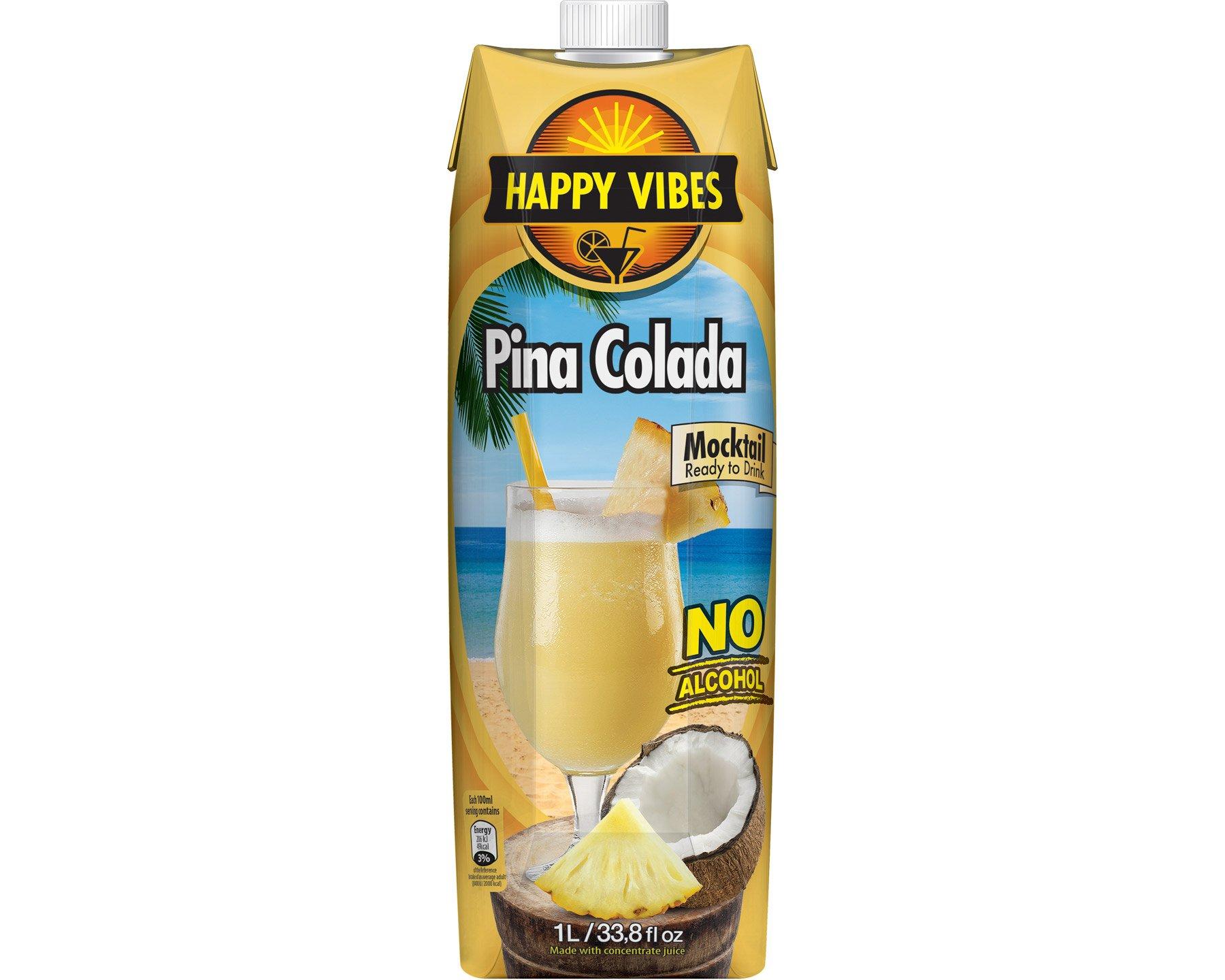 Fontana Happy Vibes Pina Colada 1 l