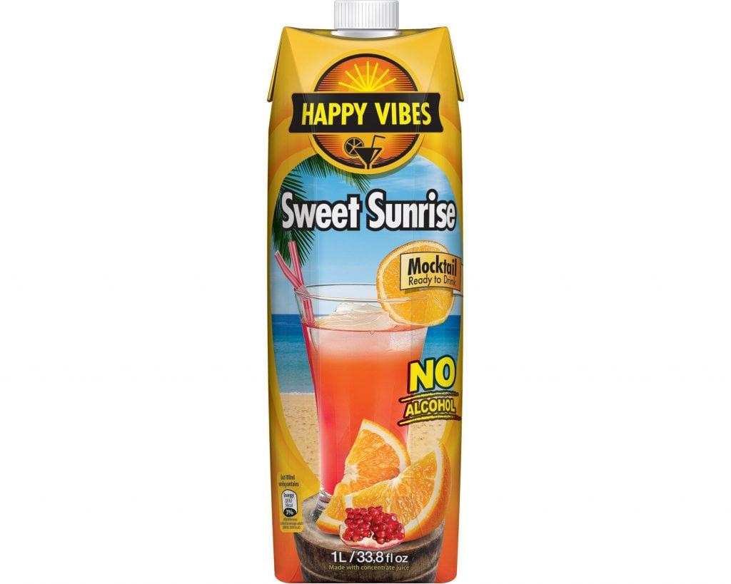 Fontana Happy Vibes Sweet Sunrise 1 l