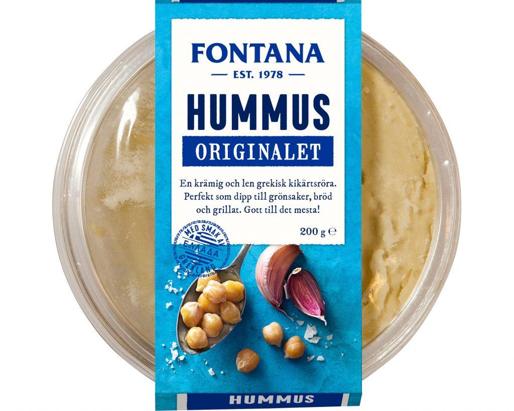 Fontana Hummus Original 200 g