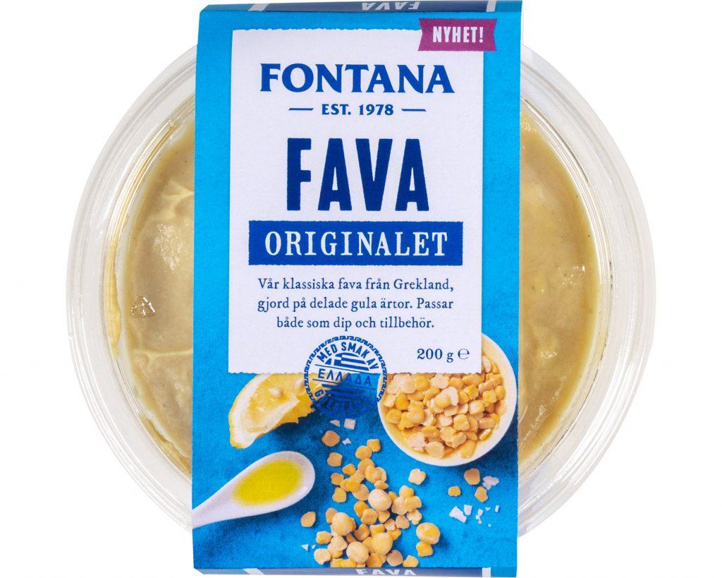 Fontana Fava Originalet 200g