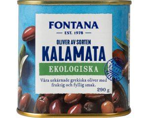 Fontana Oliver Kalamon Urkärnade Ekologiska 290 g