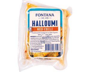 Fontana Halloumi Chili 200 g
