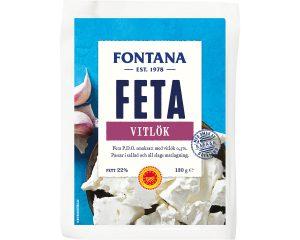 Fontana Feta Vitlök