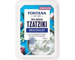 Fontana Äkta Grekisk Tzatziki
