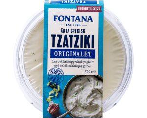 Fontana Originalet Äkta Grekisk Tzatziki