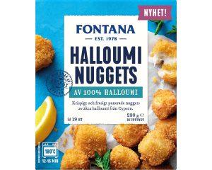 Fontana Halloumi Nuggets