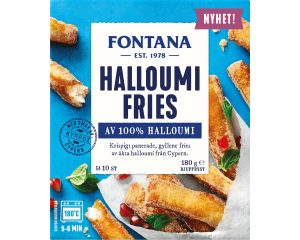 Fontana Halloumi Fries