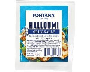 Fontana Halloumi Originalet