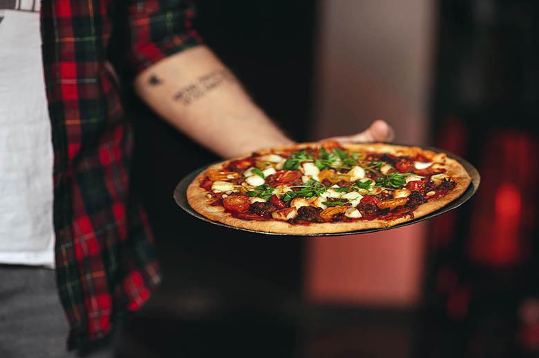 Fontana Pizzabottnar - bli din egen pizzabyggare