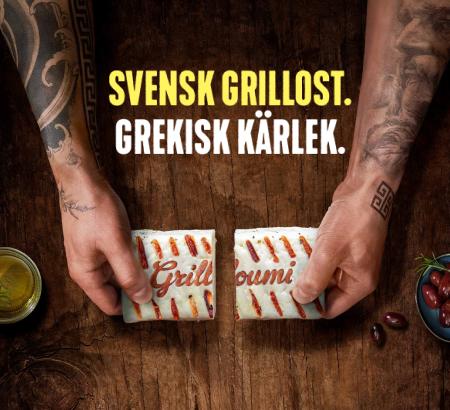Grilloumi Svensk Grillost