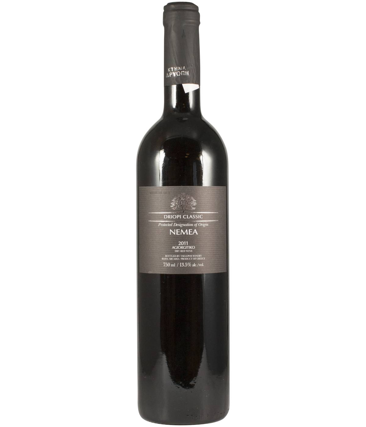 Tselepos Nemea Driopi 750 ml Rött Vin