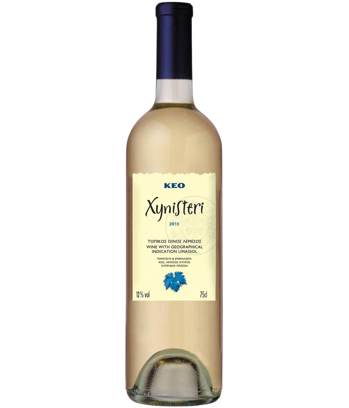 Xynisteri 2018 750 ml Vitt Vin