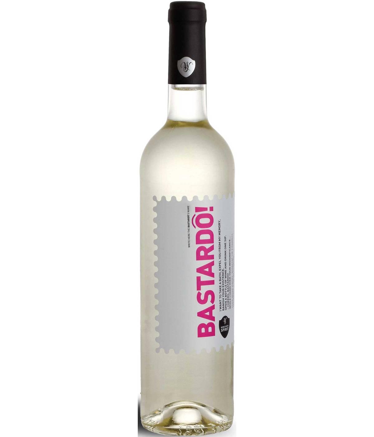 Bastardo White 750 ml Vitt Vin