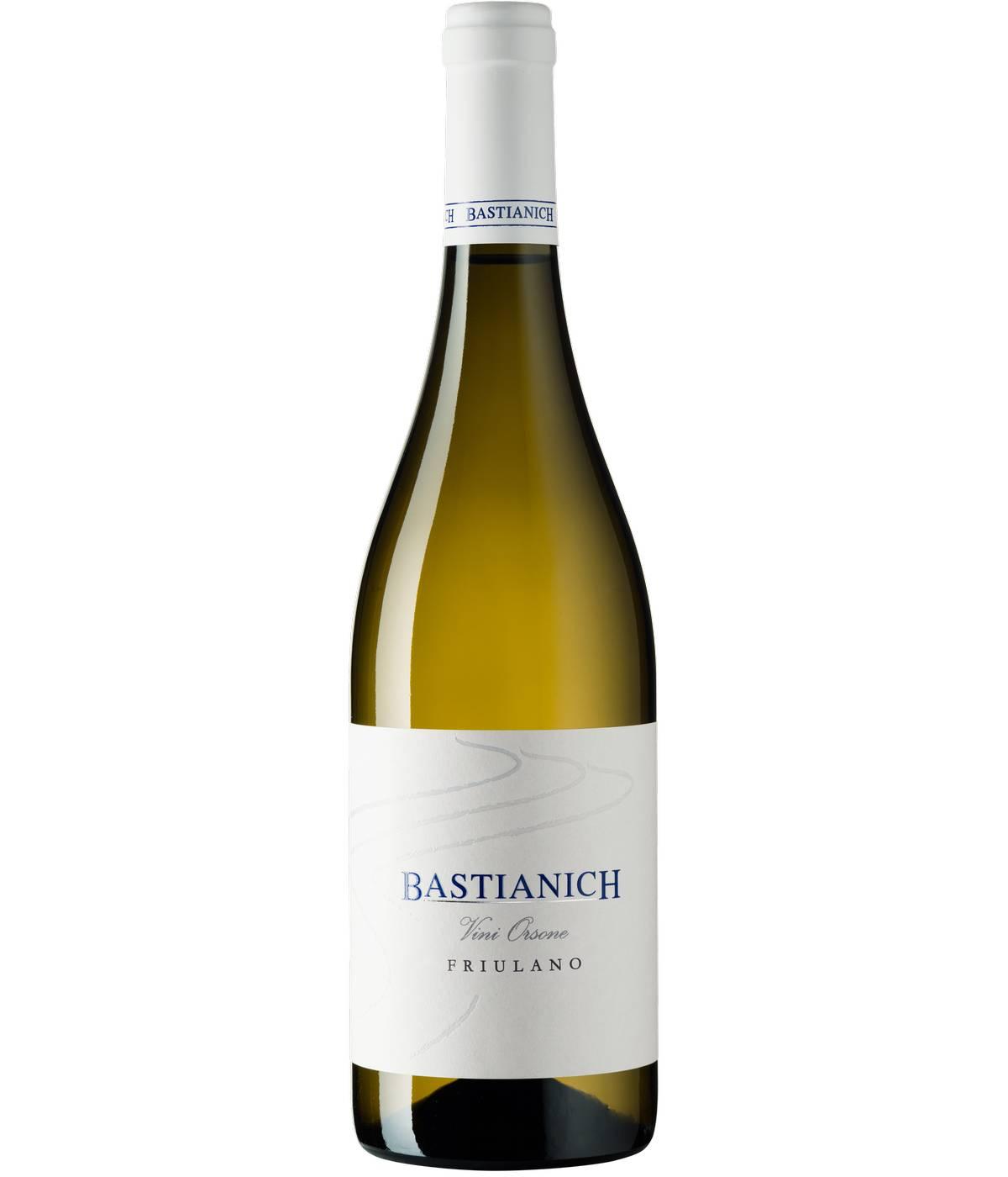 Friulano 2017 750 ml Vitt Vin
