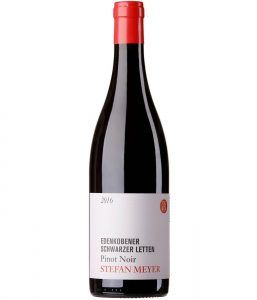 2016 Pinot Noir Schwarzer Letten 750 ml Rött Vin