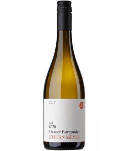 Grauer Burgunder 750 ml Vitt Vin