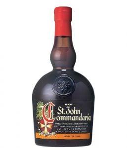St John Commandaria 50 cl Dessertvin