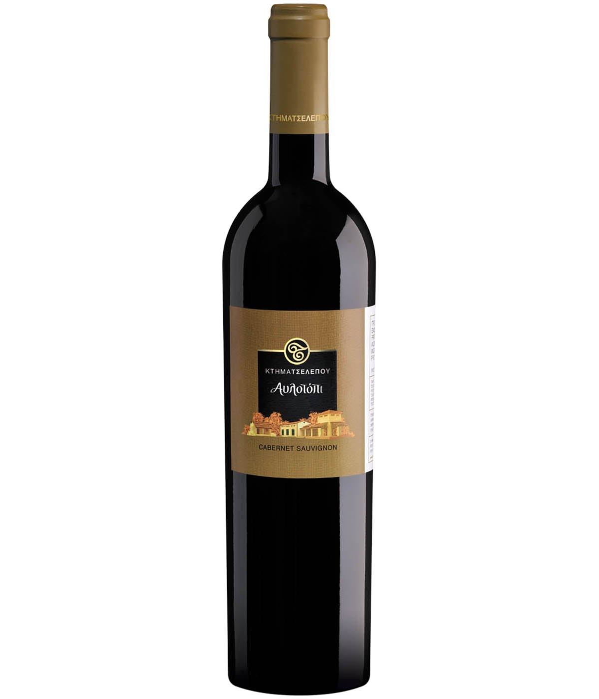 Avlotopi 750 ml Rött Vin