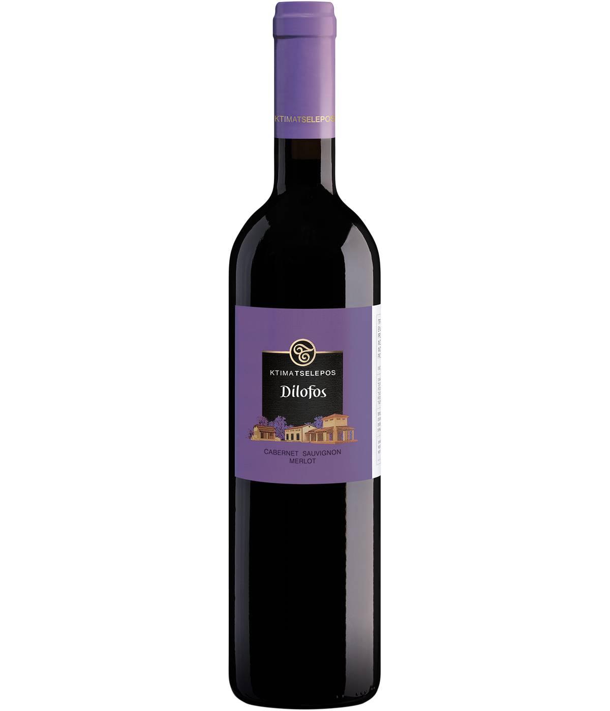 Dilofos 750ml Rött Vin