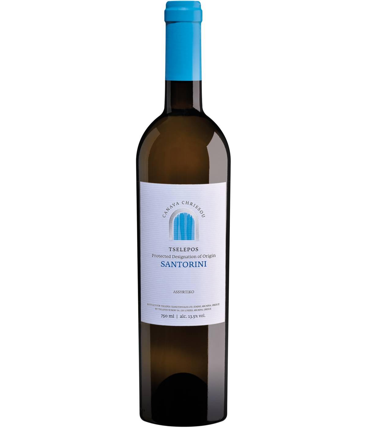 Canava Chrissou Santorini 750ml Vitt Vin