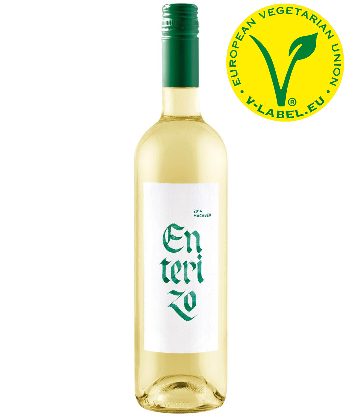 Enterizo Macabeo 750 ml Vitt Vin