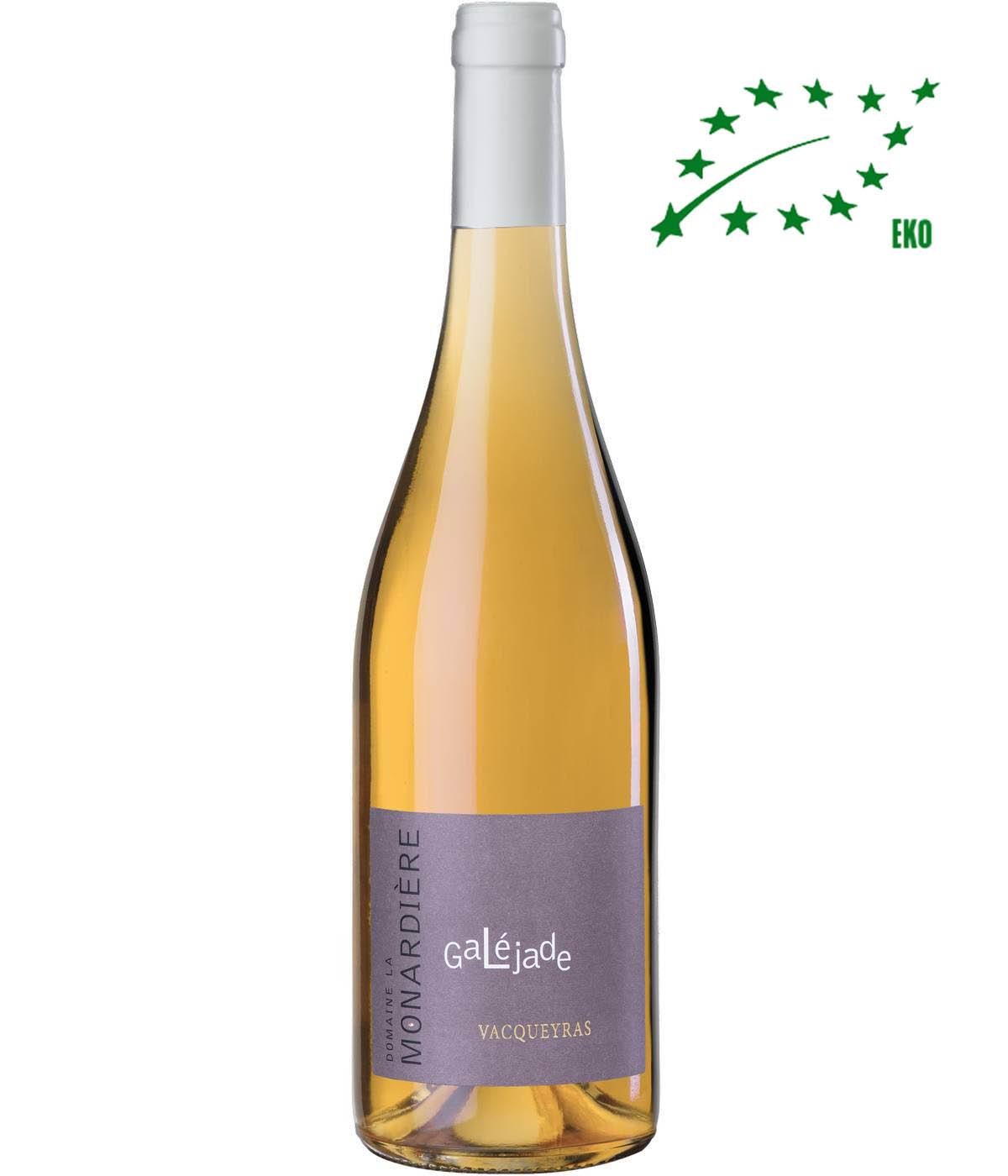 Monardiere La Galejade 750 ML Vitt Vin