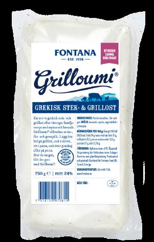 Grilloumi Grekisk Stek & Grillost 750g