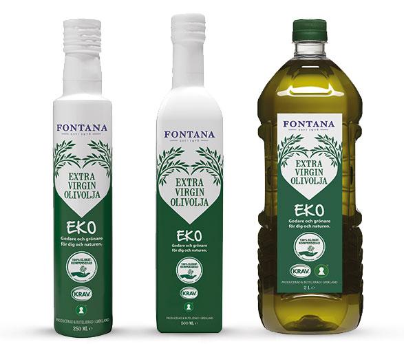 Fontana Ekologiska Olivoljor