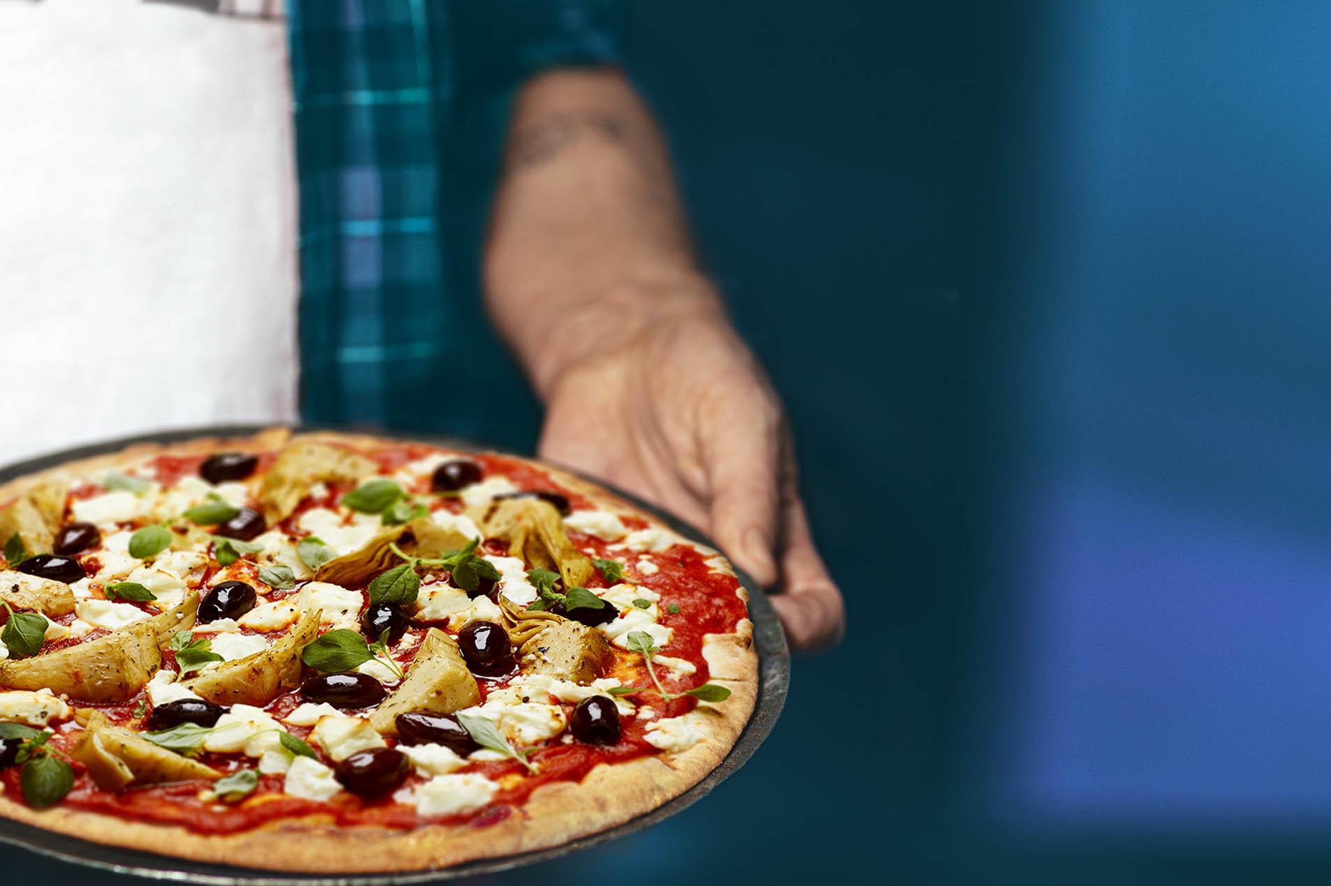Pizzabotten Fontana